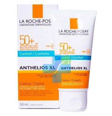 La Roche Posay Linea Anthelios SPF50+ XL Crema Comfort Protezione Elevata 50 ml