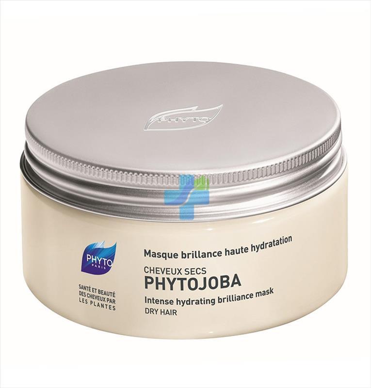 Phyto Linea Capelli Secchi Phytojoba Maschera Idratante Illuminante 200 ml