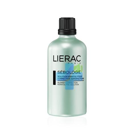 Lierac Linea Sebologie Soluzione Cheratolitica Correzione Pelli Miste 100 ml