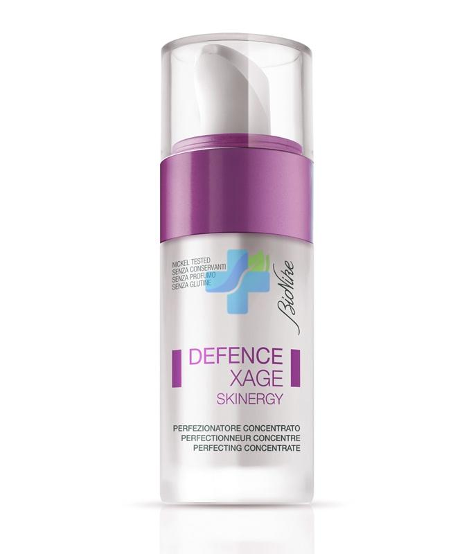 BioNike Linea Defence Xage Skinergy Perfezionatore Concentrato Anti-Età 30 ml