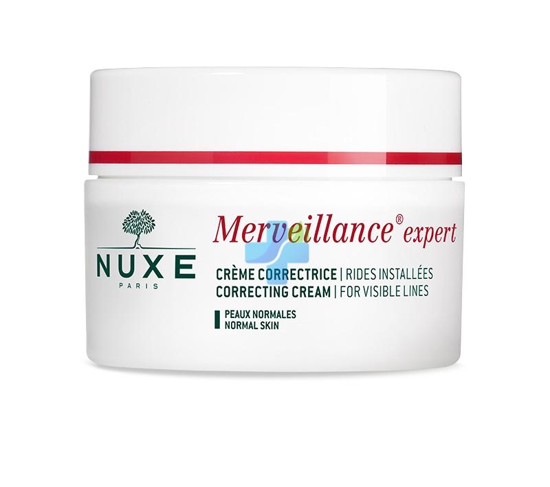 Nuxe Linea Merveillance Expert Creme Correctrice Crema Anti-Rughe Profonde 50 ml