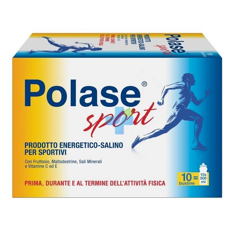 Polase Linea Vitamine e Minerali Experience Sport Integratore 10 Buste Offerta